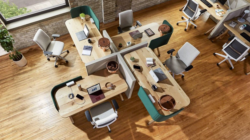 Choose an address chair for the office