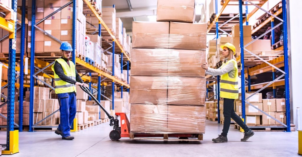 8 Types of guardrails businesses commonly use in warehouses